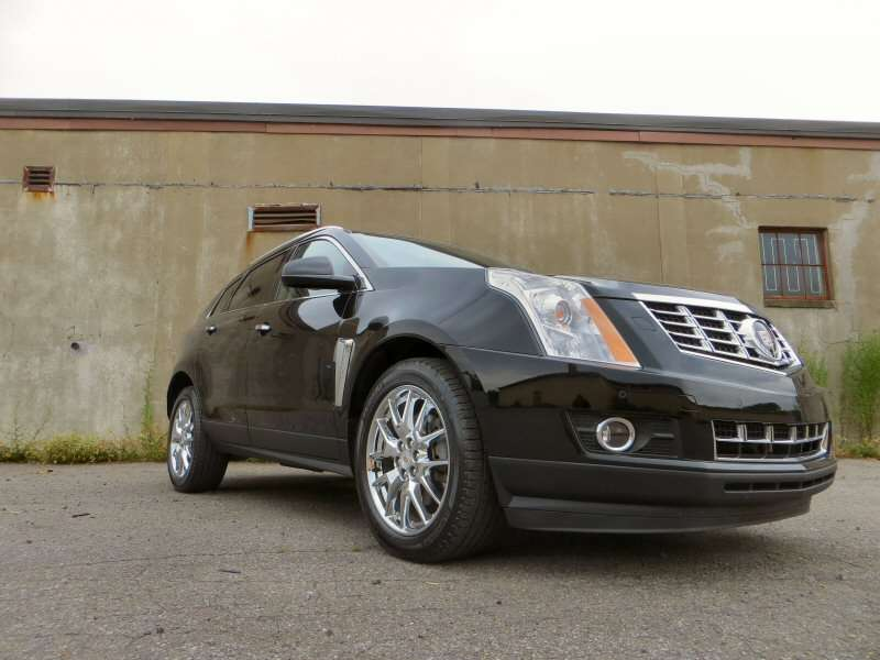 2014 Cadillac SRX Luxury Crossover Review
