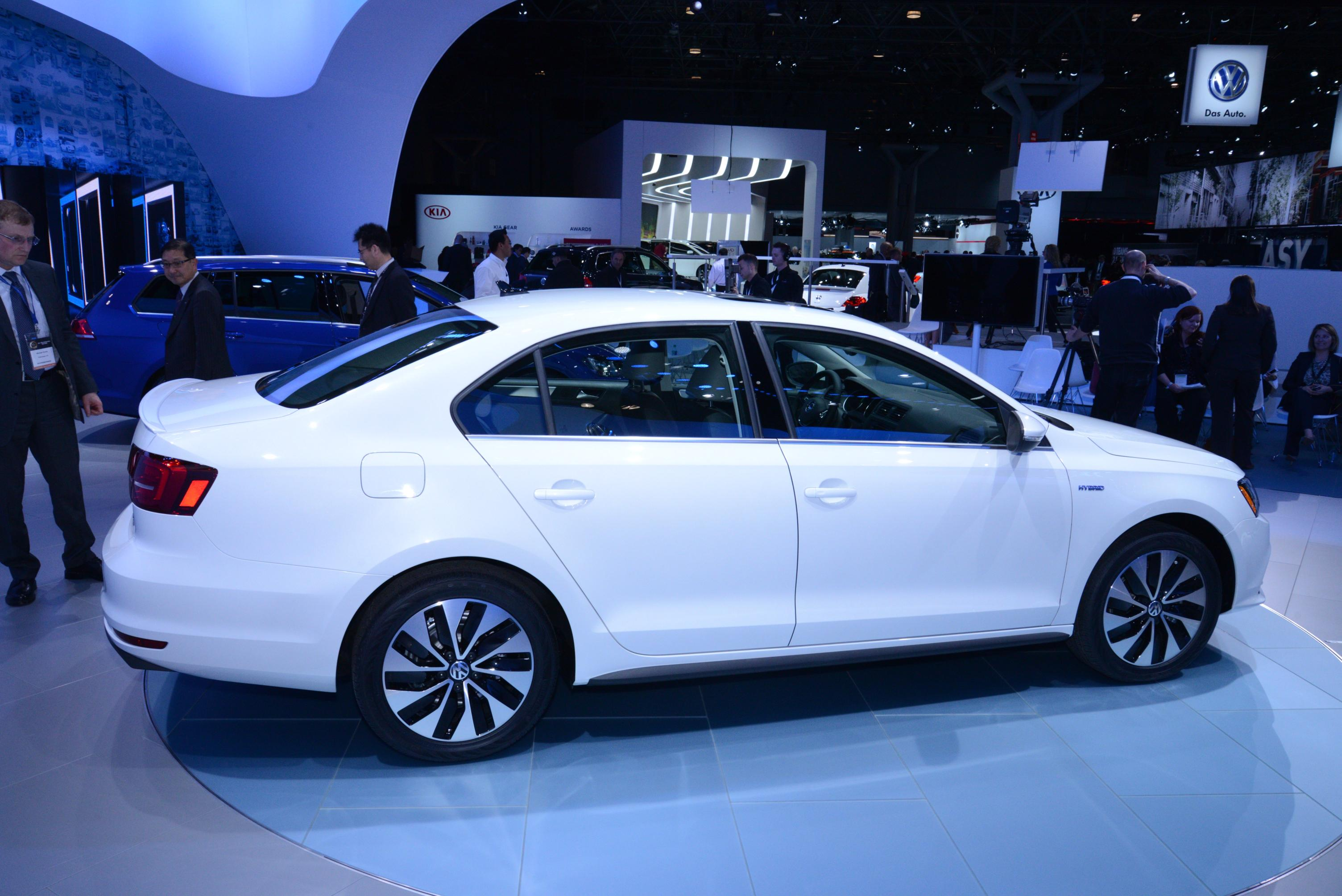 2015 Volkswagen Jetta Earns Top Safety Pick+ Recognition