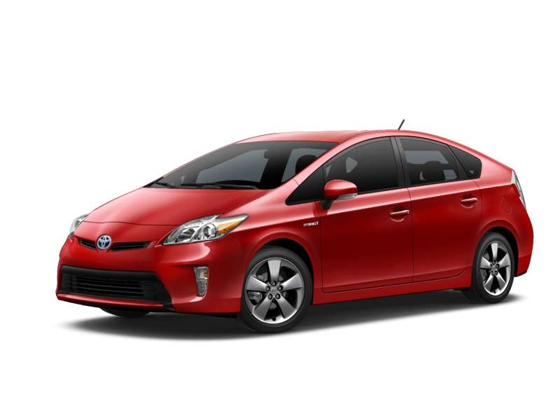 Toyota Introduces A Special Edition Of The Prius For 2015