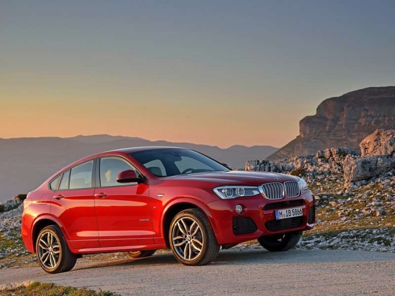 10 Things You Need To Know About The 2015 BMW X4