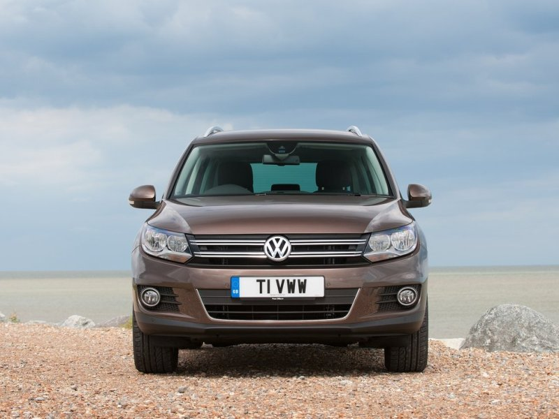 2015 Vw Tiguan Drops Manual Adds Infotainment Features