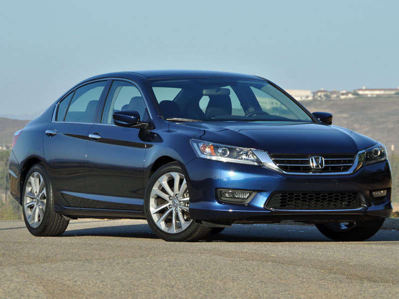 2015 Honda Accord Sport Front Three Quarter 06 Car Interior Design