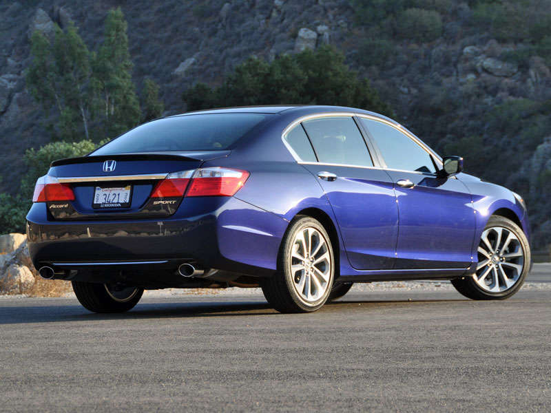 2015 Honda Accord Review And Quick Spin Autobytel Com