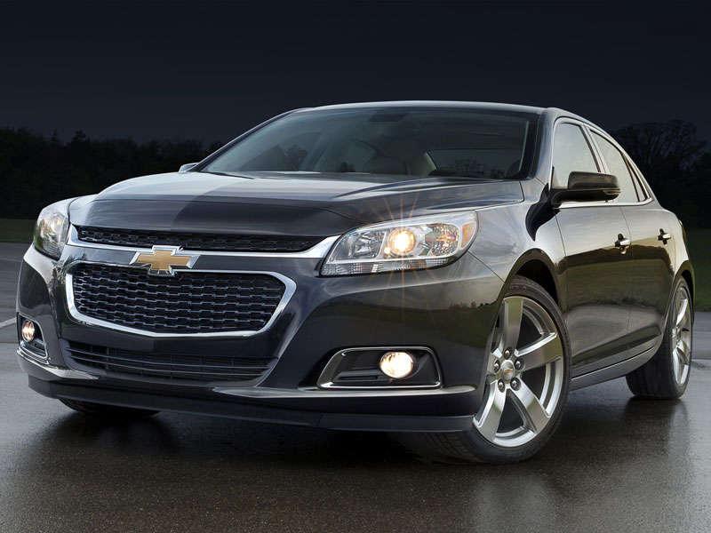 2015 Chevrolet Malibu Review and Quick Spin | Autobytel.com