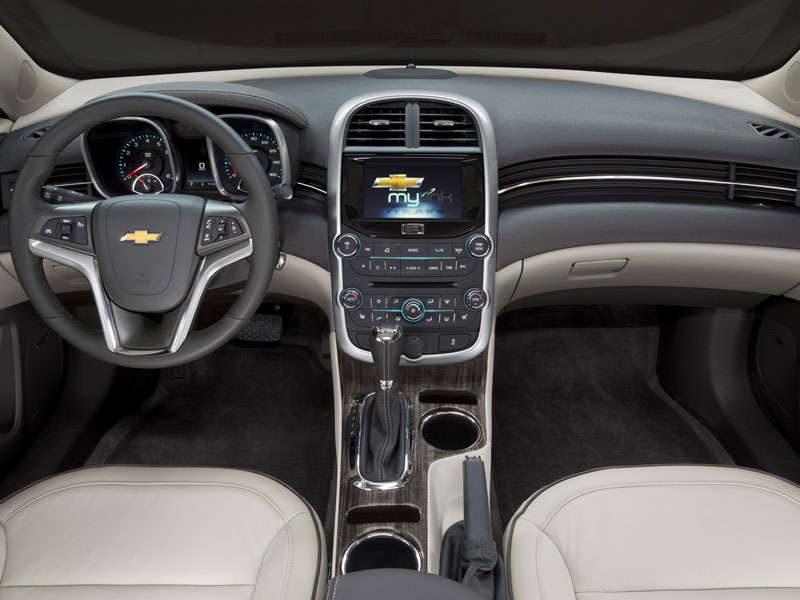 2015 Chevrolet Malibu Review And Quick Spin Autobytel Com