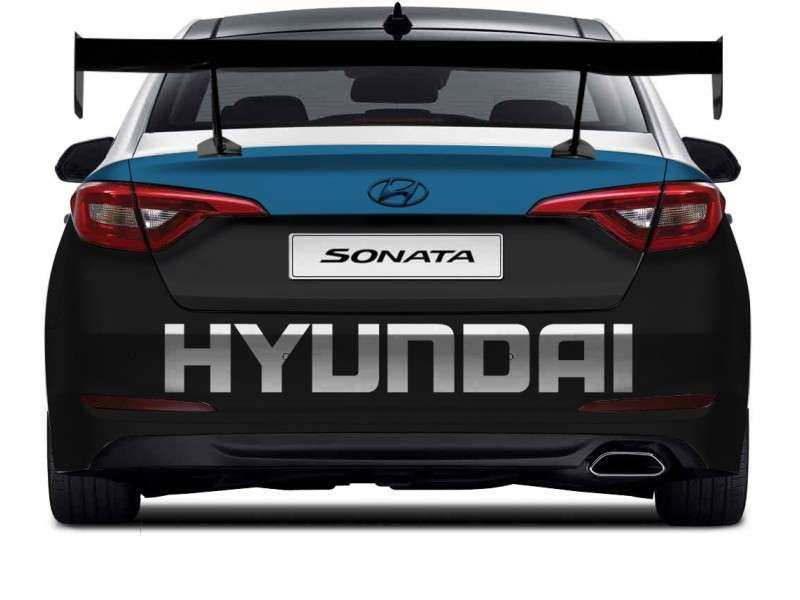 2015 Hyundai Sonata Will Flex Its Muscles at SEMA