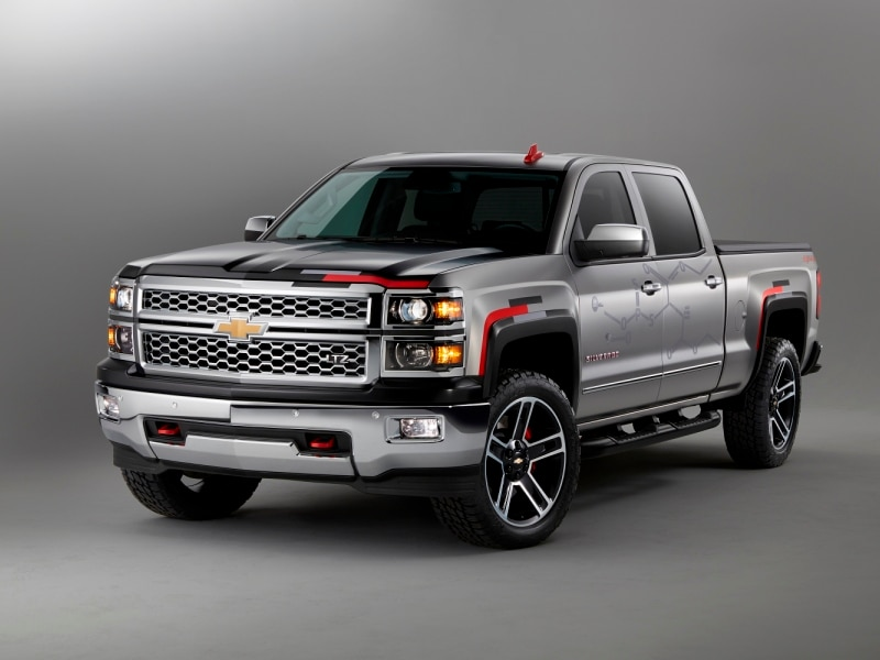 2015 chevrolet silverado 1500 ready with new rally edition. Black Bedroom Furniture Sets. Home Design Ideas