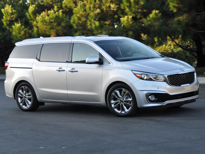 2015 kia sedona review and first drive. Black Bedroom Furniture Sets. Home Design Ideas