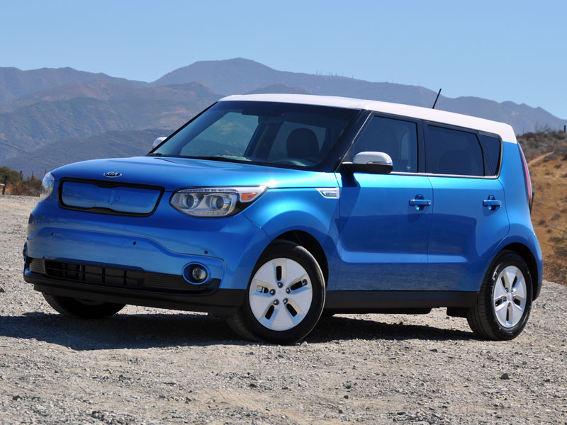 2015 Kia Soul Ev Review And First Drive Autobytel Com