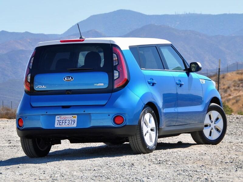 2015 Kia Soul Ev Review And First Drive Autobytel Com