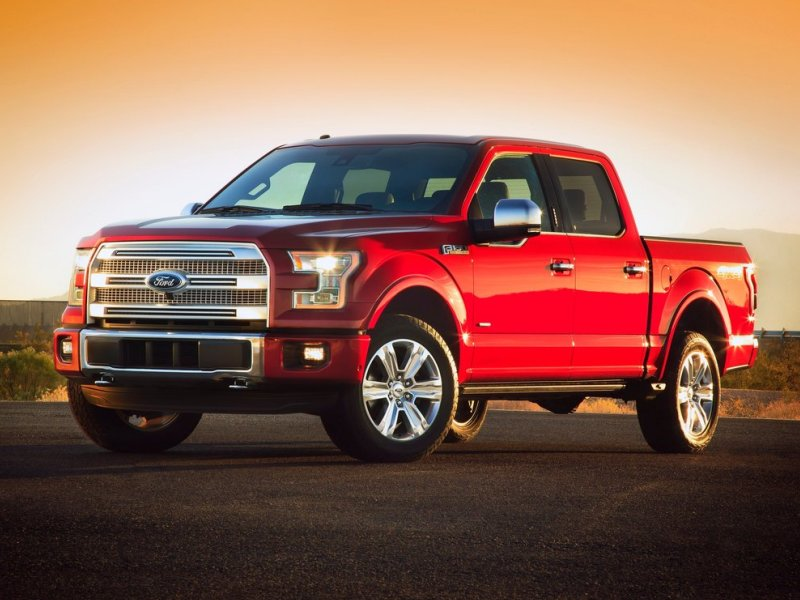 2015 Ford F-150 Payload and Tow Ratings Released