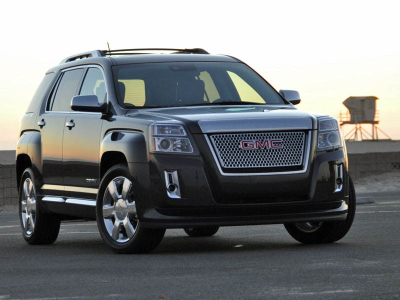 gmc terrain denali 2013 from 39 830. Black Bedroom Furniture Sets. Home Design Ideas