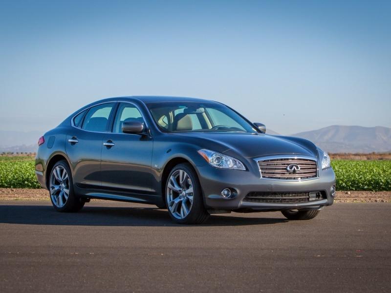 2015 Japanese Luxury Cars