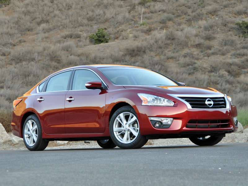 2015 Nissan Altima Review And Quick Spin Autobytel Com