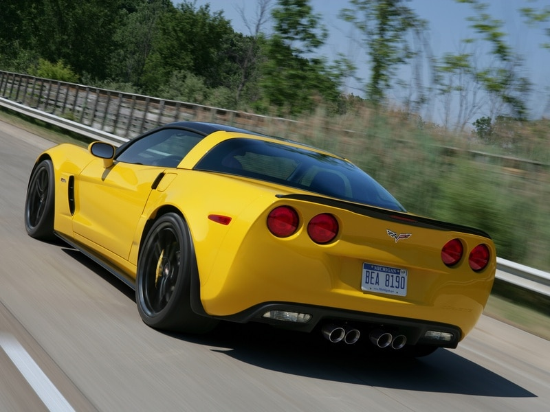 2015 Chevrolet Corvette Z06 Breaks 3-second 0-60 Mark