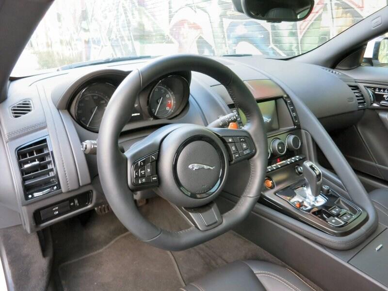 2015 Jaguar FType S Coupe Luxury Sports Car Review  Autobytelcom