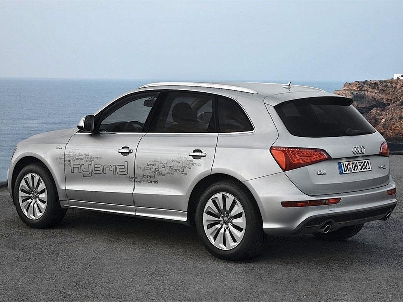 2015 All-Wheel Drive Hybrids