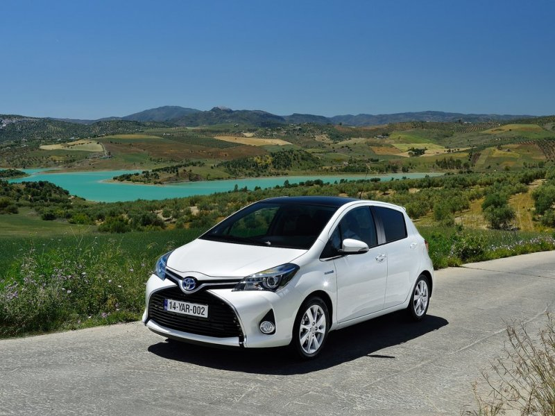 2015 Toyota Yaris First Drive Review Autobytel Com
