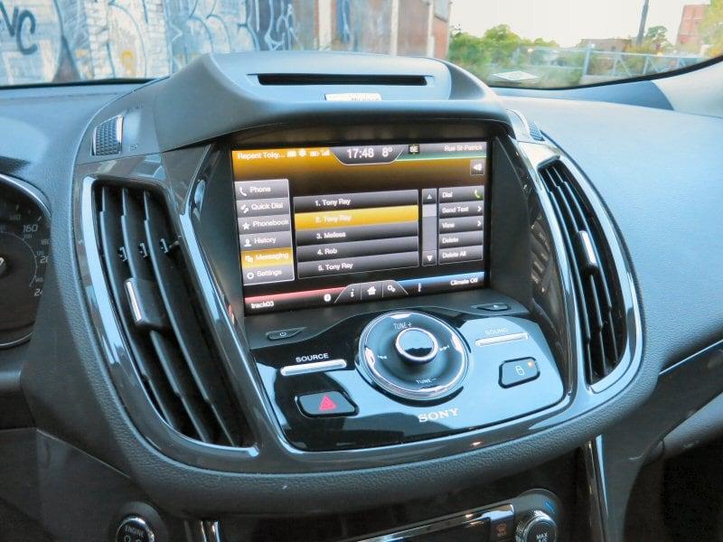 2014 Ford Escape 2.0 Titanium Compact SUV Review ...