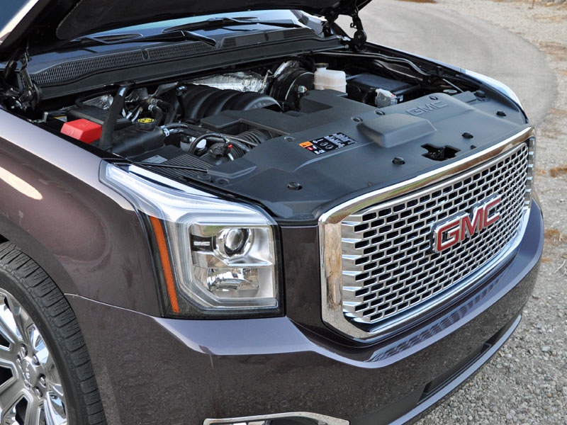 2015 GMC Yukon XL Denali Review and Road Test | Autobytel.com
