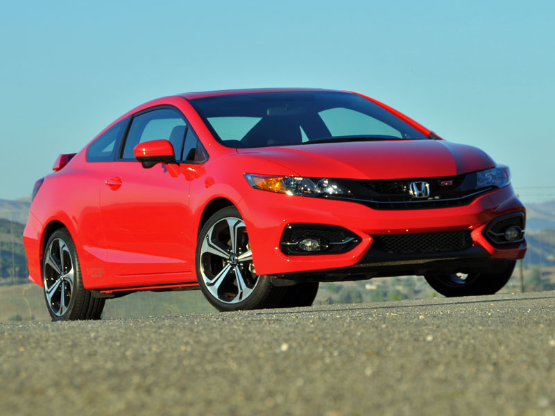 2015 Honda Civic Si Coupe Review and Quick Spin