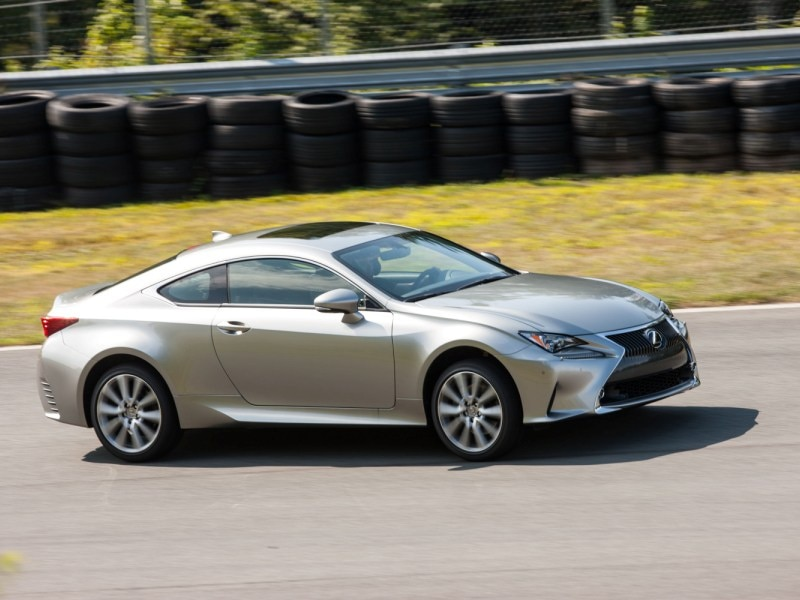 10 Things You Need To Know About The 2015 Lexus RC