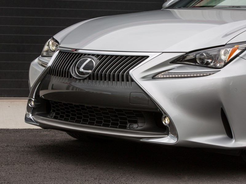 Popular 10 Things You Need To Know About The 2015 Lexus RC  Autobytelcom