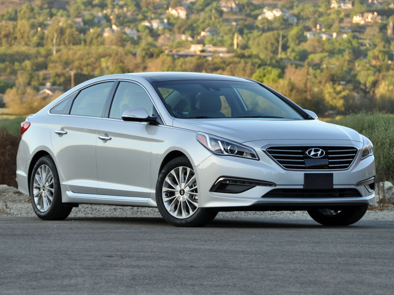 2015 Hyundai Sonata Review and Road Test