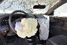 crash deployed airbags