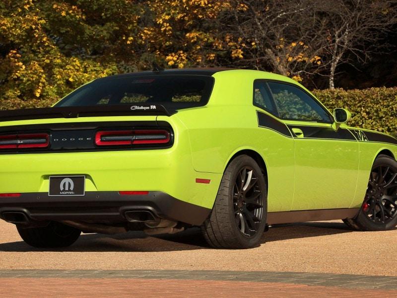 Challenger Concept Car Challenger T/a Concept
