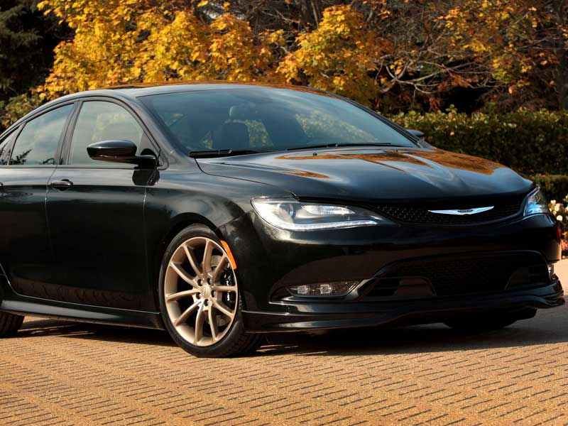 All About The Chrysler 200s Mopar
