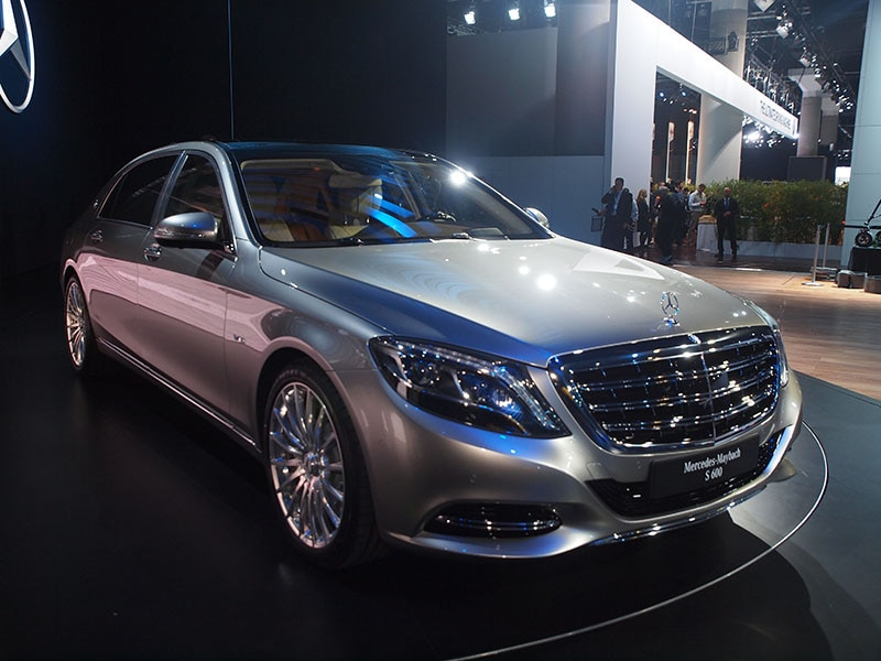 8 most expensive cars of the 2014 l a auto show for Most luxurious mercedes benz