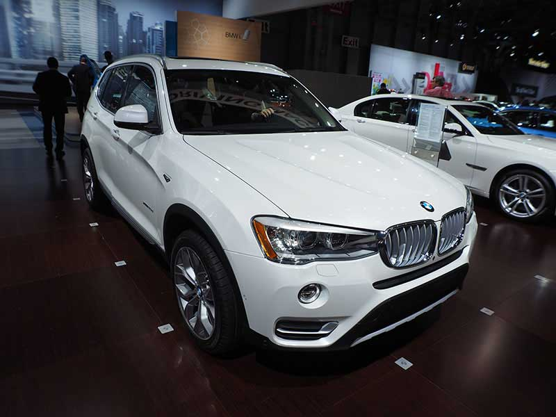 Must See Alternative Fuel Cars of the LA Auto Show 2014