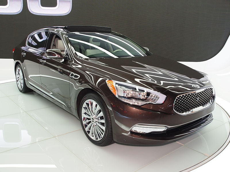 2015 Kia 900 Named International Car of the Year