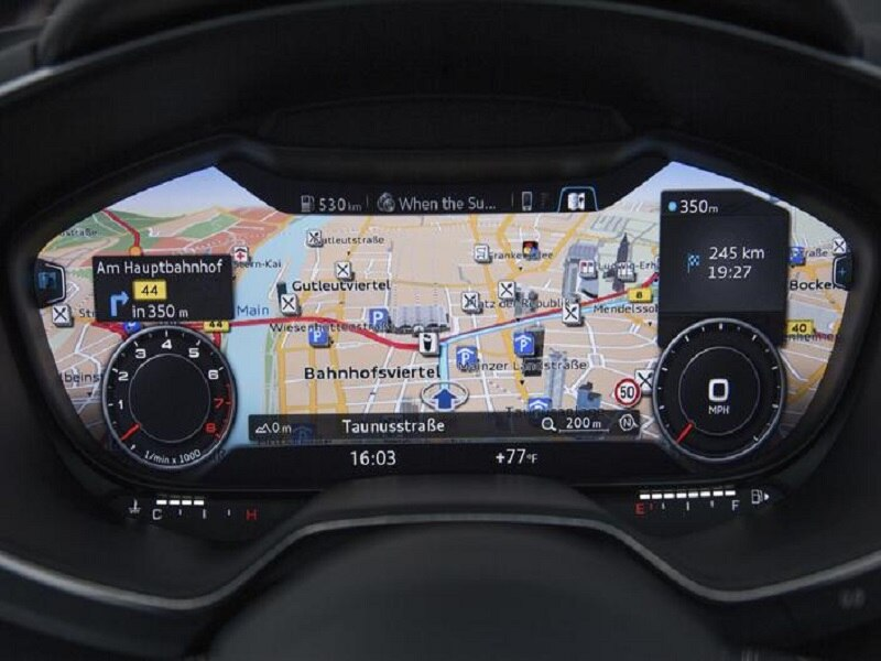 What Is Audi S Mib 2 Technology And Virtual Cockpit