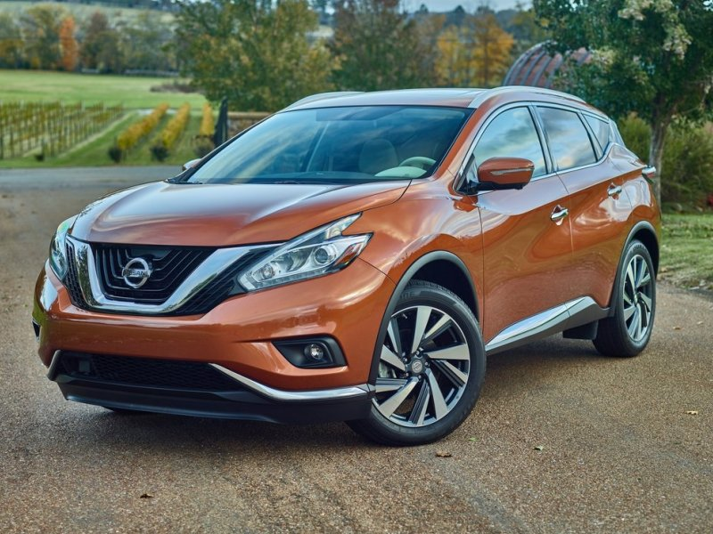 10 Things You Need To Know About The 2015 Nissan Murano