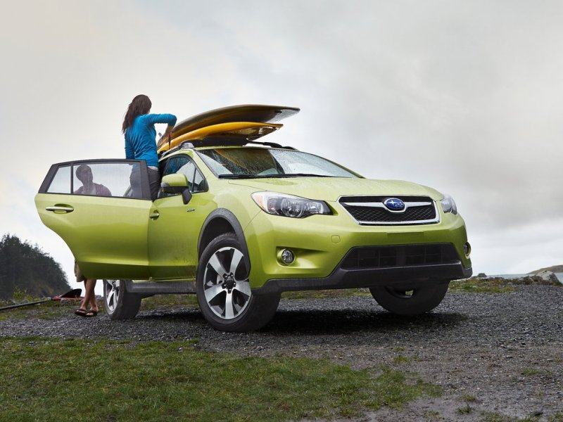 8 Best Hybrid Crossovers for 2015