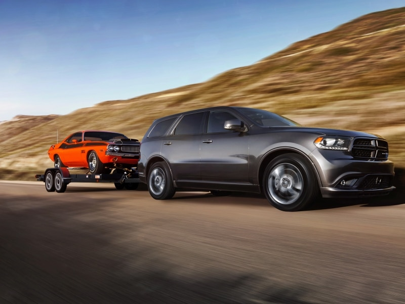 2015 Dodge Durango Debuts at $30,395 with Expanded Appearance Packages