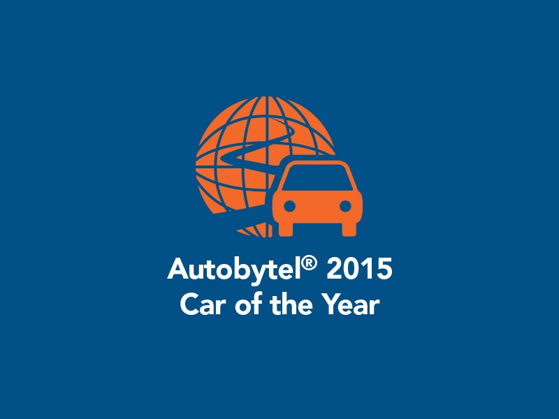 2015 Autobytel Car and Truck of the Year Awards