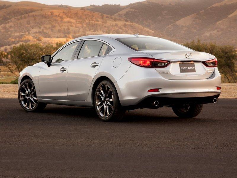 2015 Mazda Mazda6 Brings New Production Milestone