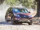 IIHS Names 2015 Honda CR-V to Top Safety Pick+ List