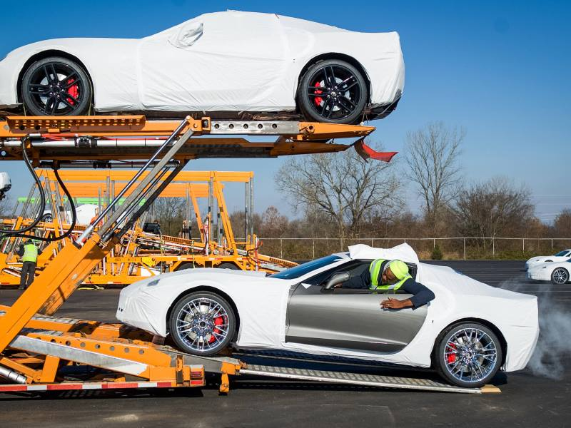 What Is The Corvette Engine Build Experience?
