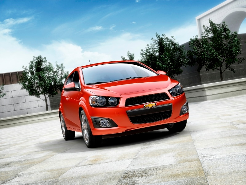 2015 Chevrolet Sonic Quick Spin Review