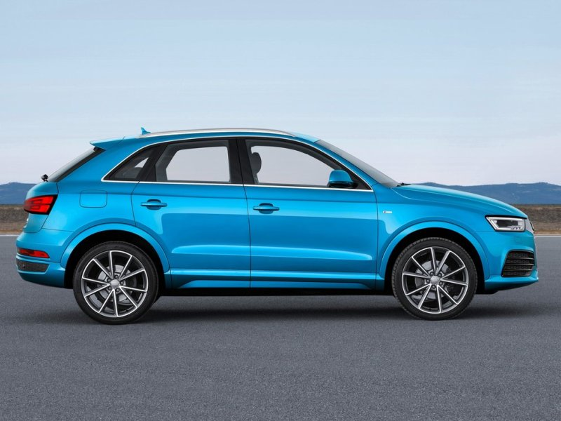 2015 Audi Q3 Quick Spin Review