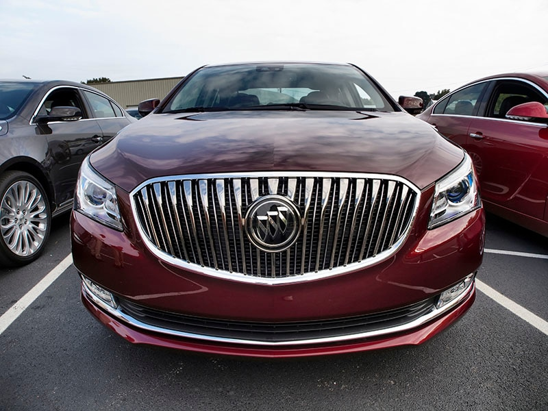 2015 buick lacrosse quick spin review. Black Bedroom Furniture Sets. Home Design Ideas