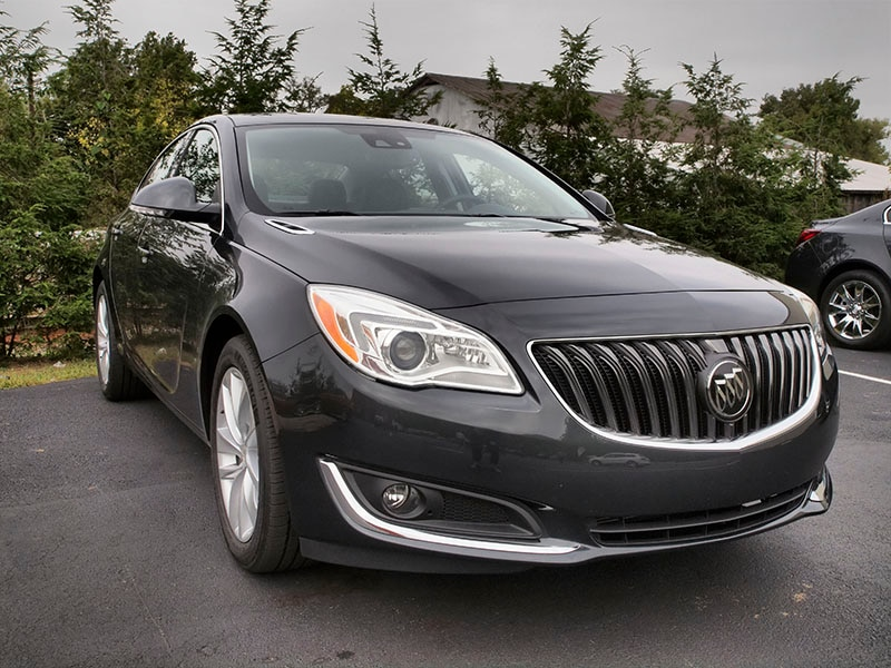2015 buick regal quick spin review. Cars Review. Best American Auto & Cars Review