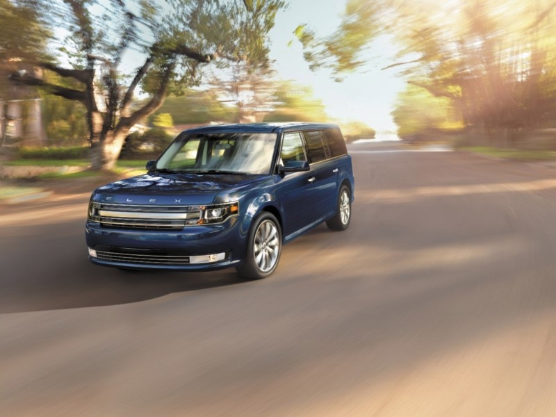 2015 Ford Flex Quick Spin Review