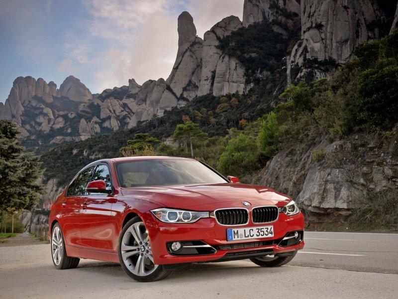 BMW 3/5/7 Series