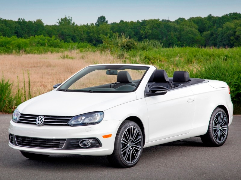 10 Four Seater Convertibles