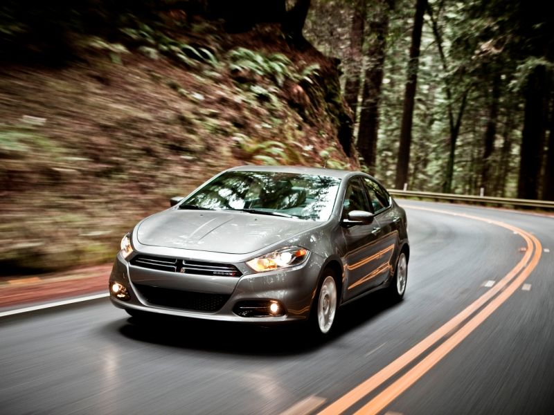 2015 Dodge Dart Quick Spin Review